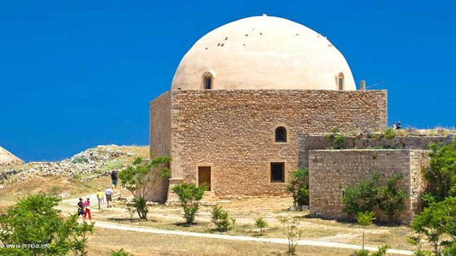 Fortezza Rethymnon  Blog  Art of Holidays