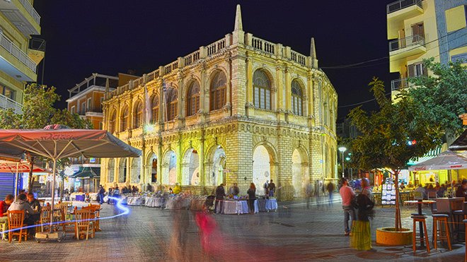 Heraklion City Centre Hotels