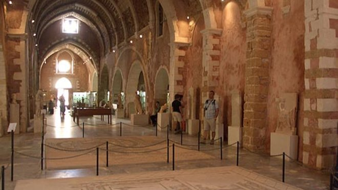 Archaeological Museum of Chania  Blog  Art of Holidays