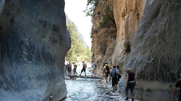 Samaria Gorge Tours Art Of Holidays