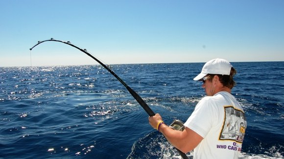 Fishing trip in crete tours art of holidays for Deep sea fishing charters near me
